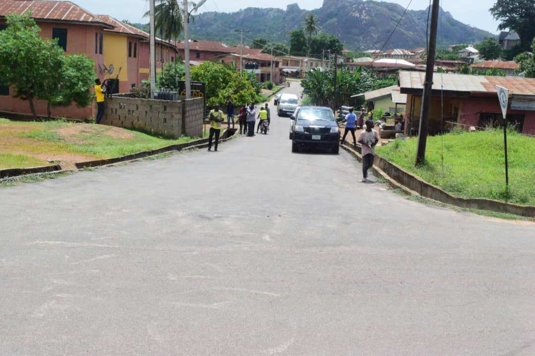 Edo SEEFOR Constructs 67.357km Access Roads, Empowers 8,424 Youths ...
